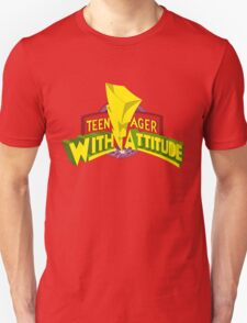 Teenager With Attitude Unisex T-Shirt