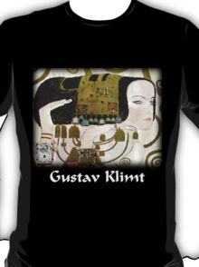 Gustav Klimt - Expectancy T-Shirt