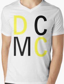 Lucas' DCMC Shirt Mens V-Neck T-Shirt