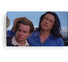 Tommy and Denny Canvas Print