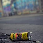 spray can by Derek Williams
