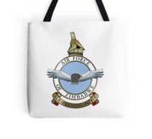 Emblem of the Zimbabwe Air Force  Tote Bag