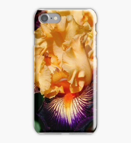 Orange Beard iPhone Case/Skin