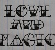 Love and Magic by Amber Batten