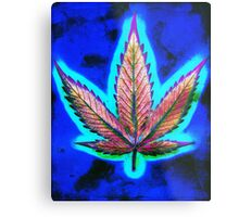 Hemp Lumen #10 Marijuana/Cannabis Metal Print