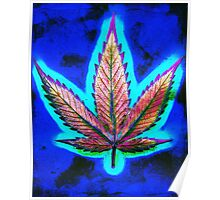 Hemp Lumen #10 Marijuana/Cannabis Poster