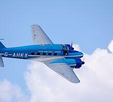 Avro Nineteen Anson by Mark Baldwyn