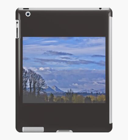 Secret Hills iPad Case/Skin