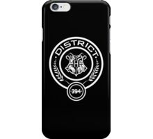 District 394 iPhone Case/Skin
