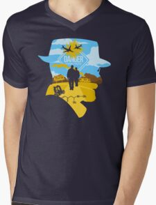 Extremely Volatile Mens V-Neck T-Shirt