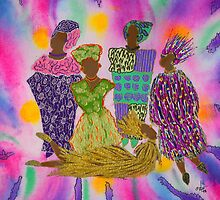 Rainbow Dance Ensemble by © Angela L Walker