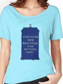 Unstuck in Time Women's Relaxed Fit T-Shirt