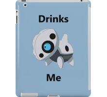 Drinks Aron Me iPad Case/Skin
