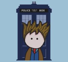 The 10th Doctor Kids Clothes
