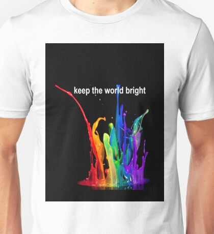 bigger version Unisex T-Shirt