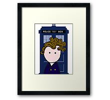 The 8th Doctor Framed Print