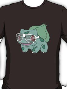 Bulbasaur Shutter Shades T-Shirt