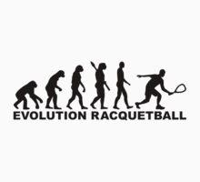 Evolution Racquetball One Piece - Short Sleeve