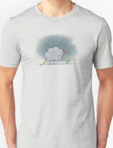 I Wandered Lonely as a Cloud Unisex T-Shirt