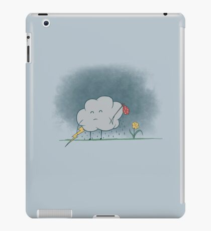 I Wandered Lonely as a Cloud iPad Case/Skin
