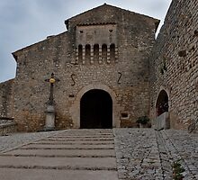 Welcome...., 11th Century Castle, Banon, Provence by RickinNR