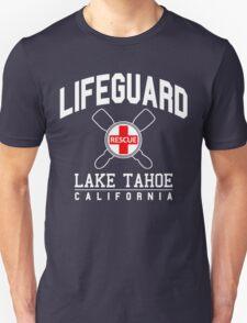 Lifeguard LAKE TAHOE California Unisex T-Shirt