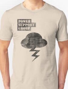 Misfits Power Support Group Shirt  Unisex T-Shirt
