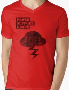 Misfits Power Support Group Shirt  Mens V-Neck T-Shirt