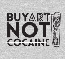 Art > Cocaine by missmarneyg