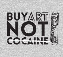 Art > Cocaine by missmarneyg