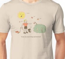 Twig and Berries Unisex T-Shirt