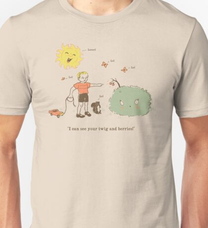 Twig and Berries T-Shirt