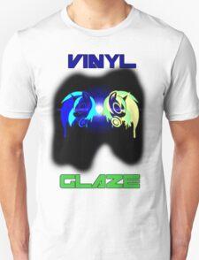 Vinyl Scratch and Glaze Unisex T-Shirt