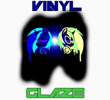 Vinyl Scratch and Glaze Unisex T-Shirt