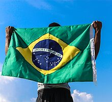 Brazilian Fan by Mathieu Longvert