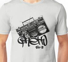 Ghetto Blaster  Unisex T-Shirt