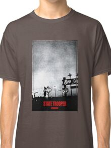 State Trooper Nebraska Classic T-Shirt