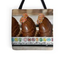 Christmas Sprinkles Tote Bag