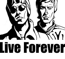 Live Forever by Adam Campbell