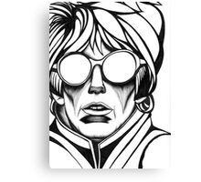 Keef: Early Days Canvas Print