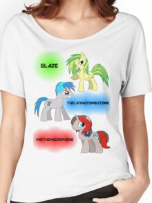 The Elements of Music Women's Relaxed Fit T-Shirt