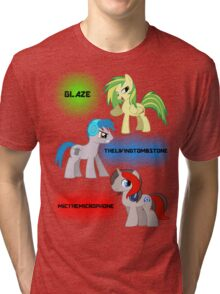 The Elements of Music Tri-blend T-Shirt