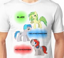 The Elements of Music Unisex T-Shirt