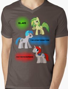 The Elements of Music Mens V-Neck T-Shirt
