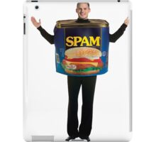 Spam Costume iPad Case/Skin