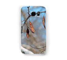 Snowy Branch Samsung Galaxy Case/Skin