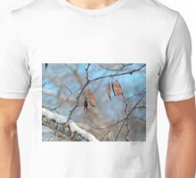 Snowy Branch Unisex T-Shirt