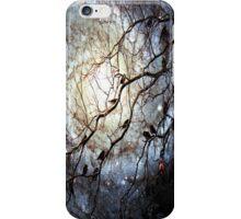 Starry Snowy Night iPhone Case/Skin