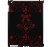 Roses & Rotten Apples - Gothic Red iPad Case/Skin