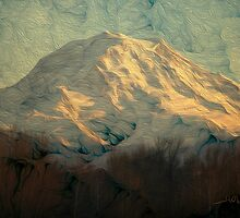 Mt Rainier, Washington by JohnOdz